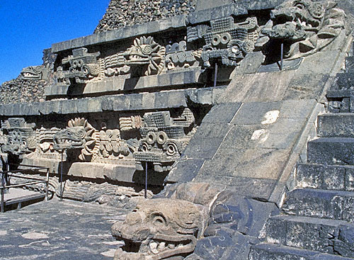 the temple of quetzalcoatl and the cult of sacred war at teotihuacan